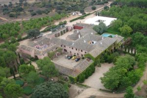 Finca Montealegre Escuela de Moto Trail Madrid