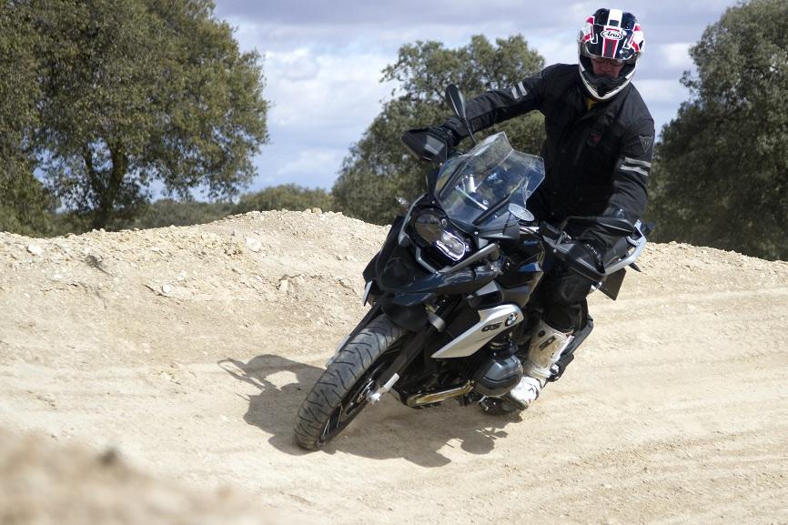 Curso Moto Trail Madrid