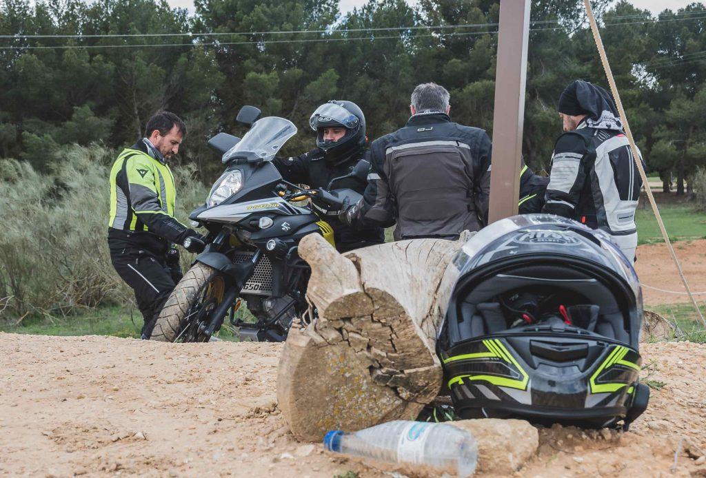 Curos Moto Trail Rampa Off Road