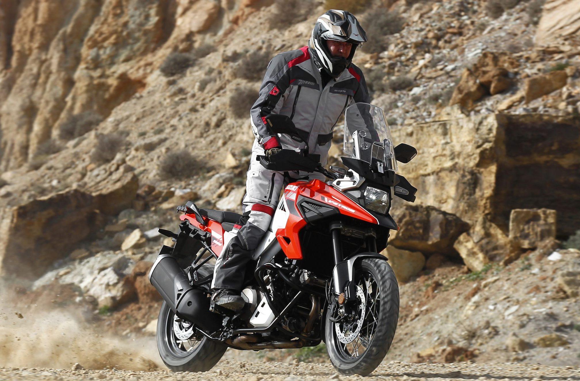 Escuela Moto Trail Off Road Madrid